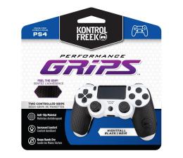 Akcesorium do pada KontrolFreek Performance Grips (Black) - PS4