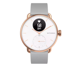 Smartwatch Withings ScanWatch 38mm rose gold