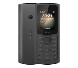 Smartfon / Telefon Nokia 110 Dual SIM czarny 4G
