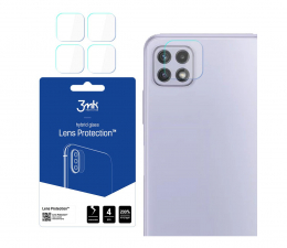 Folia / szkło na smartfon 3mk Lens Protection na Obiektyw do Galaxy A22 5G