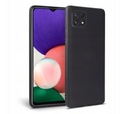 Etui / obudowa na smartfona Tech-Protect Icon do Samsung Galaxy A22 5G czarny