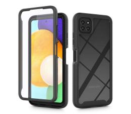 Etui / obudowa na smartfona Tech-Protect Defense360 do Samsung Galaxy A22 5G czarny
