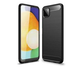 Etui / obudowa na smartfona Tech-Protect TPUcarbon do Samsung Galaxy A22 5G czarny