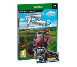 Gra na Xbox One Xbox Farming Simulator 22