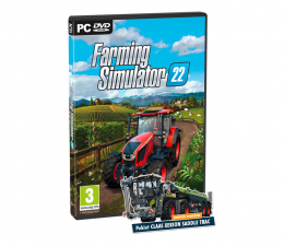 Gra na PC PC Farming Simulator 22