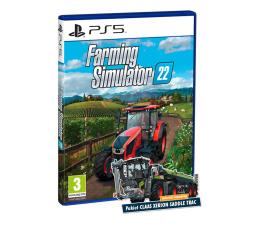 Gra na PlayStation 5 PlayStation Farming Simulator 22