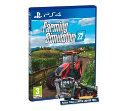 Gra na PlayStation 4 PlayStation Farming Simulator 22