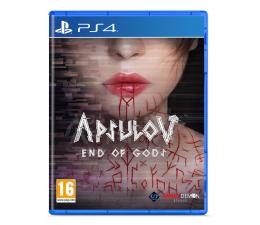 Gra na PlayStation 4 PlayStation Apsulov End of Gods