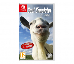 Gra na Switch Switch Goat Simulator: THE GOATY