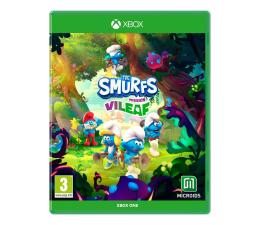 Gra na Xbox One Xbox The Smurfs: Mission Vileaf Edycja Kolekcjonerska