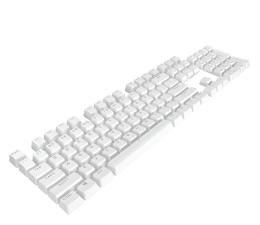 Keycaps do klawiatury Corsair  PBT Double-shot Pro Keycaps (białe)