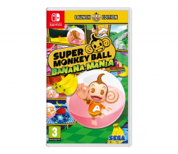Gra na Switch Switch Super Monkey Ball Banana Mania Launch Edition