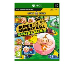 Gra na Xbox One Xbox Super Monkey Ball Banana Mania Launch Edition