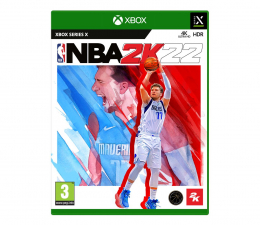Gra na Xbox Series X   S Xbox NBA 2K22