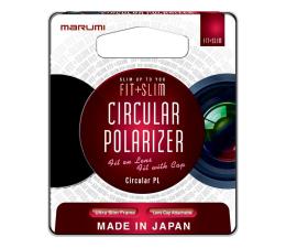 Filtr fotograficzny Marumi MCPL FIT + SLIM 37mm