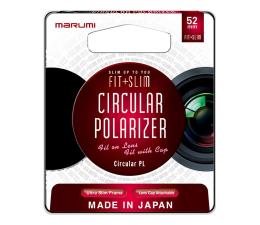Filtr fotograficzny Marumi MCPL FIT + SLIM 52mm
