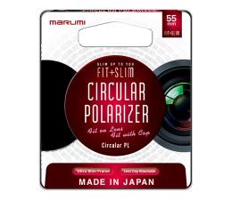 Filtr fotograficzny Marumi MCPL FIT + SLIM 55mm