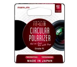 Filtr fotograficzny Marumi MCPL FIT + SLIM 62mm