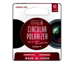 Filtr fotograficzny Marumi MCPL FIT + SLIM 67mm