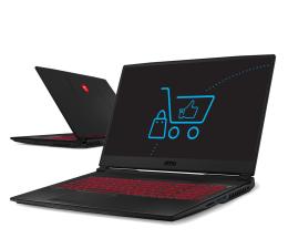 "Notebook / Laptop 17,3"" MSI GL75 i5-10500H/32GB/256+1TB GTX1650 144Hz"