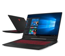 "Notebook / Laptop 17,3"" MSI GL75 i5-10500H/32GB/256+1TB/Win10X GTX1650 144Hz"