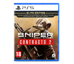 Gra na PlayStation 5 PlayStation Sniper: Ghost Warrior Contracts 2