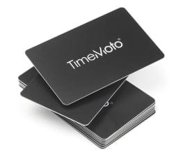 Rejestrator czasu pracy SafeScan TimeMoto RF-100 (dedykowane karty RFID 25 sztuk)