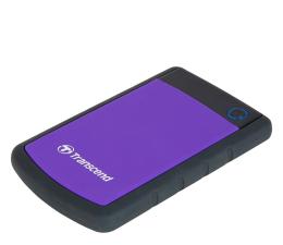 Dysk zewnętrzny HDD Transcend StoreJet 25 H3P 1TB USB 3.2 Gen. 1 Fioletowy