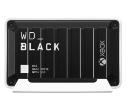 Dysk do konsoli WD BLACK 2TB D30 Game Drive SSD for Xbox
