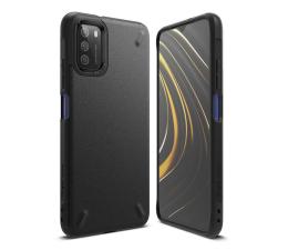Etui / obudowa na smartfona Ringke Onyx do Xiaomi POCO M3 czarny