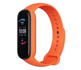 Smartband Huami Amazfit Band 5 Pulsoksymetr pomarańczowy