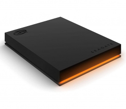 Dysk zewnętrzny HDD Seagate FireCuda Gaming HDD 5TB USB 3.2 Gen. 1 Czarny