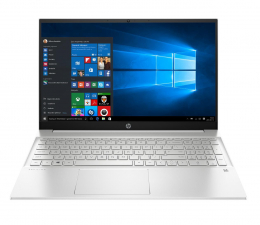 "Notebook / Laptop 15,6"" HP Pavilion 15 i7-1165G7/32GB/960/Win10 MX450 Silver"