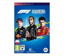 Gra na PC PC F1 2021