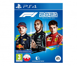Gra na PlayStation 4 PlayStation F1 2021