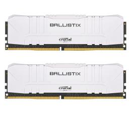 Pamięć RAM DDR4 Crucial 16GB (2x8GB) 3200MHz CL16 Ballistix White