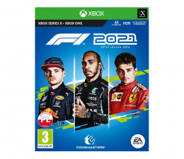 Gra na Xbox One Xbox F1 2021
