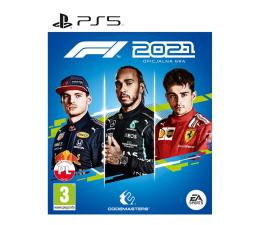 Gra na PlayStation 5 PlayStation F1 2021