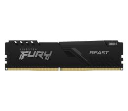 Pamięć RAM DDR4 Kingston FURY 16GB (1x16GB) 2666MHz CL16 Beast Black
