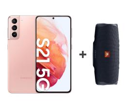 Smartfon / Telefon Samsung Galaxy S21 G991B 8/256 Pink 5G + JBL Charge 4