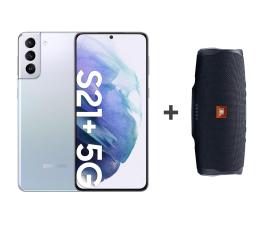 Smartfon / Telefon Samsung Galaxy S21+ G996B 8/256 Silver 5G + JBL Charge 4