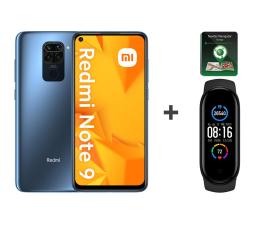 Smartfon / Telefon Xiaomi Redmi Note 9 3/64GB Grey+Mi Band 5+Navitel