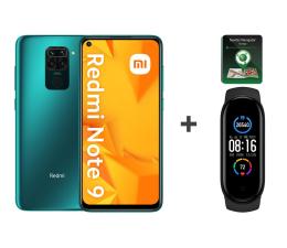 Smartfon / Telefon Xiaomi Redmi Note 9 3/64GB Forest Green+Mi Band 5+Navitel