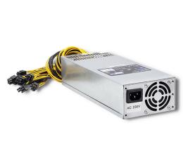 Zasilacz serwerowy Qoltec PCI-E Smart 1600W