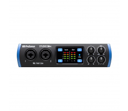 Interfejsy audio Presonus Studio 26c