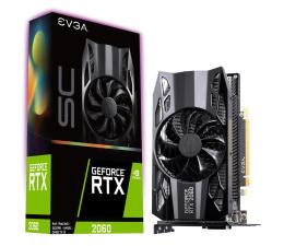 Karta graficzna NVIDIA EVGA GeForce RTX 2060 SC OC 6GB GDDR6
