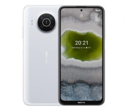 Smartfon / Telefon Nokia X10 Dual SIM 6/64 biały 5G