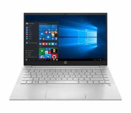 """Notebook / Laptop 14,1"""" HP Pavilion 14 Ryzen 5-5500/16GB/512/Win10 Silver"""