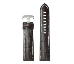 Pasek / bransoletka Samsung Prime do Galaxy Watch3 22mm brązowy
