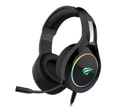 Słuchawki przewodowe Havit Gamenote H2232D RGB USB